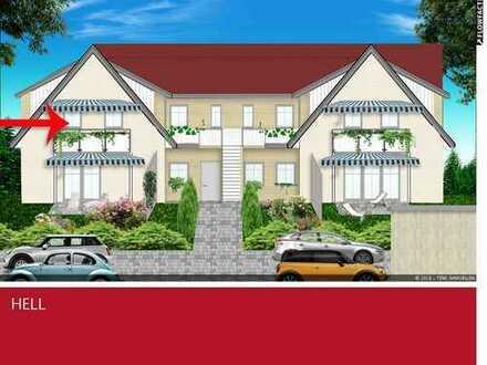 Wohnen mit Flair - Neubau Dachgeschoss Wohnung in Stadtlohn