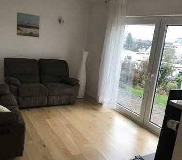 Schöne möblierte Pendler-Wohnung (1Person)in sehr guter Lage mit herrlicher Aussicht - Zweitwohnsitz