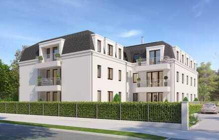 Attraktive Zwei-Zimmer-Erdgeschosswohnung mit Südbalkon in Villenkolonie Falkensee-Finkenkrug
