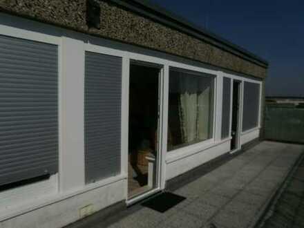 möbilierte Wohnung 2 Zimmer mit Terrasse und Ausblick