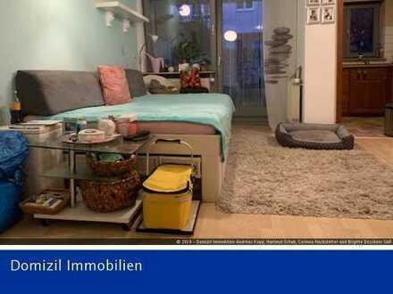 Ihr neues Zuhause – Gepflegte 2 Zimmerwohnung mit Terrasse und Garten in Fellbach-Schmiden