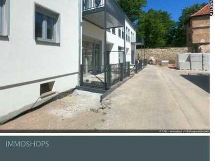 Terrasse - Fußbodenheizung - Einbauküche