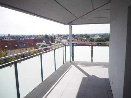 Erstbezug: exkl. Penthouse-Wohnung mit großem Balkon