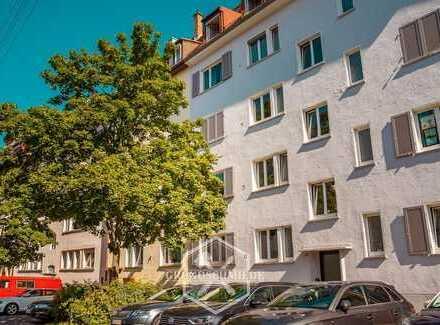 1-Zi. WHG mit Terrasse in Stuttgart-West
