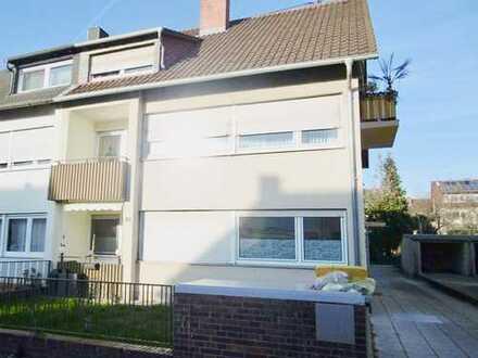 Großzügige lichtdurchflutete 2.5 Zimmer - Wohnung mit Balkon und Garten in MA-Wallstadt