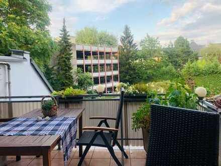 + Traumhafte 3,5-Zimmer-Wohnung mit Balkon im Zentrum von Moers - direkt am Schlosspark - von PRIVAT