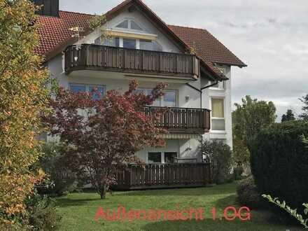 Vermietete 5-Zimmer Eigentumswohnung in der Gartenstadt mit Tiefgaragenstellplatz