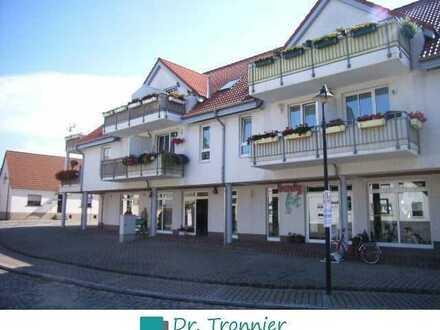 Großzügige 3-Raum-Wohnung mit 2 Balkone in Biederitz!