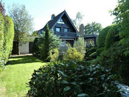 freistehendes Einfamilienhaus in Meerbusch-Büderich