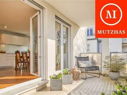 MUTZHAS – Moderne 4 Zi. Wohnung im Grünen