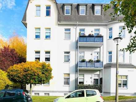 2-Zimmer-Dachgeschosswohnung in Chemnitz-Altendorf