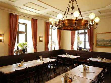 Murnau- Zentrum: Gemütliches Wirtshaus mit Tradition