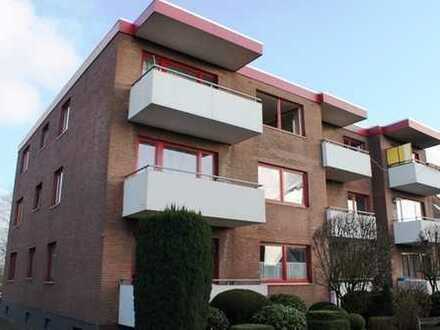 CENTURY21: 3-Zimmer-Wohnung mit Balkon in Bad Zwischenahn