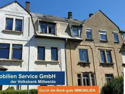 Mehrfamilienhaus - Sanierungsobjekt in schöner Wohnlage!
