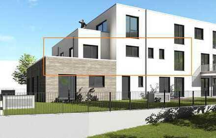 Exklusive 2-Zimmer-Terrassenwohnung mit EBK und Stellplatz - Erstbezug!