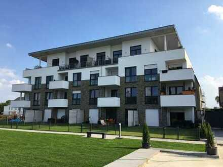 Traumwohnung mit Balkon im 1. OG, Niedrig-Energie in Hürth (128/5)