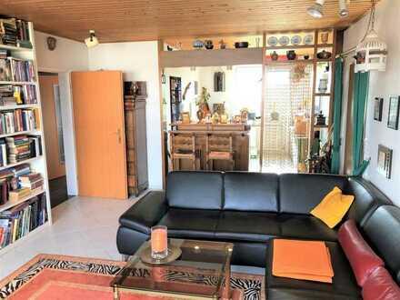 3,5 Zimmer-Wohnung in Rodenbach mit Loggia und traumhaftem Ausblick auf den Spessart