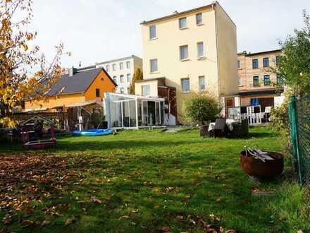 Haus mit Garten in Halle Diemitz