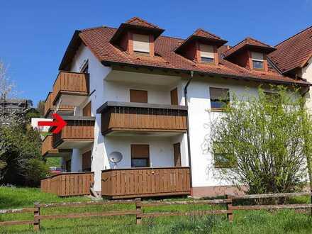 Wunderschöne, helle 77,5 qm Wohnung mit zwei Balkonen, Süd-/Westseite, in ruhiger Lage und Naturnähe