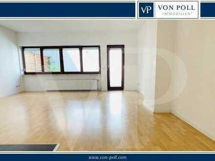 Von Poll Immobilien Parterrewohnung in der Heidelberger Weststadt