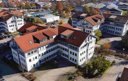 Büros in Oberhaching mit hoher Flächenproduktivität