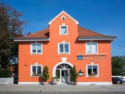 Gastronomieobjekt mit zwei Wohnungen in Toplage Ingolstadt's