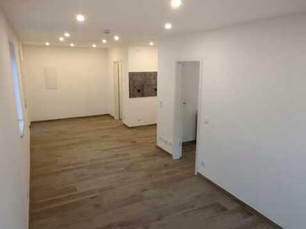 Erstbezug nach Sanierung mit Einbauküche: ansprechende 2-Zimmer-Einl.-Whg. in Armsheim-Schimsheim