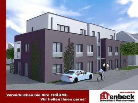 """+++Neubau - Eigentumswohnung (Whg. 2) im EG mit Terrasse u. Garten """"Reeser Str. 1, Isselburg""""!+++"""
