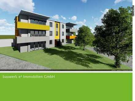 besser wohnen für alle Generationen: 2-Zimmer-Neubauwohnung mit GARTENANTEIL