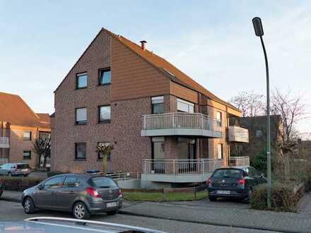 Schöne und zentrale 2-Zimmer-Wohnung in Rheine!