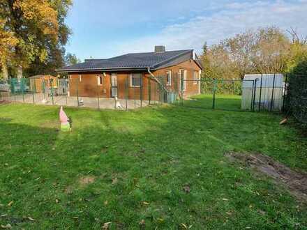 Nienberge / Altenberge, ländliches Einfamilienhaus in Holzbauweise mit Nebengebäude zu verkaufen