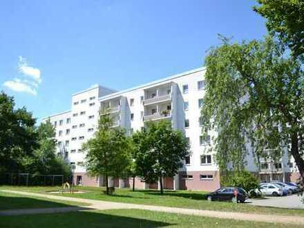 Preiswerte 2-Raum-Wohnung in Schwarze Pumpe, Gebäude mit Aufzug