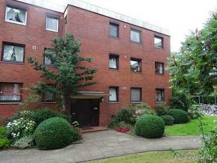 Bremen - Neustadt, helle 3-Zimmer Wohnung mit Sonnenloggia, im 2. OG, mit Option auf Garage.