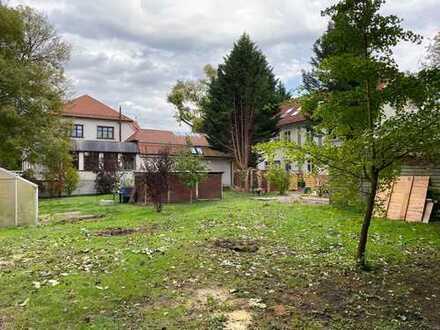 Baugrundstück Wustermark/Priort für ein großes Haus