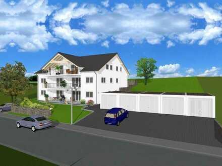 Wohnanlage Wehingen - 3,0-Zimmer-Wohnung - mit Hausmeister-Service und Hausreinigung