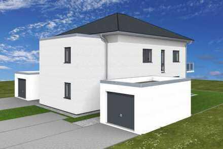 Palzem-Esingen,Neubauwohnung in einem Zweifamilienhaus