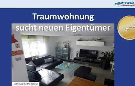 Traumwohnung mit Garten sucht neuen Eigentümer - Selbstbezug oder Kapitalanlag - Immobilienpartne...