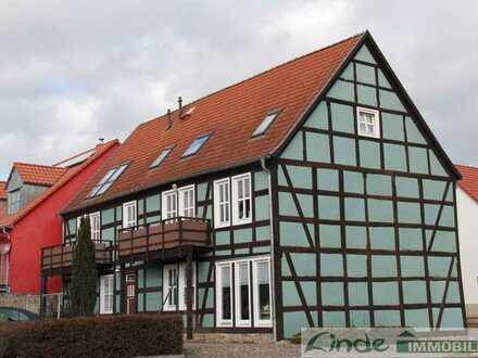Geräumige 1 Raum-Wohnung mit Balkon in 17098 Friedland