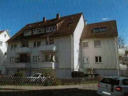 1-Zimmer-DG-Wohnung in Stuttgart-Ost