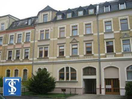 4-Zimmer-Etagenwohnung mit Balkon in Plauen (Westend / Neundorfer Vorstadt)