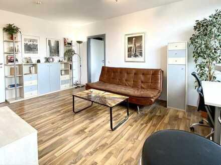 Moderne voll möblierte 2 Zi Wohnung, Domblick, Zentrale Lage mit 24h Pförtner und Schwimmbad