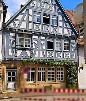 Einmalige Gelegenheit in der Marbacher Altstadt !