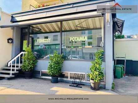 TOP Lage Degerloch Feinkost/ Sushi Bar/ Obsthandel großes POTENZIAL
