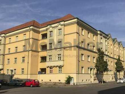 Attraktive Kapitalanlage! Vermietete, modernisierte 2-Zi.-ETW mit Balkon in Leipzig-Eutritzsch
