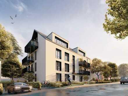 Hochwertige Penthouse Wohnung im Seitersweg am Welterbe Mathildenhöhe