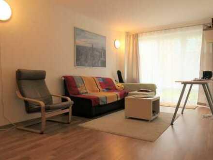 Quartier Amalie - 2 Zimmer Appartement mit großer Terrasse