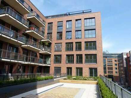 Vermietungsangebot für eine 3-Zimmer-Wohnung im Herzen der HafenCity