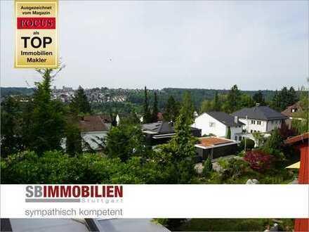 Seltene Gelegenheit in Aussichtslage am Frauenkopf! Schönes 2-Familienhaus auf großem Grundstück!