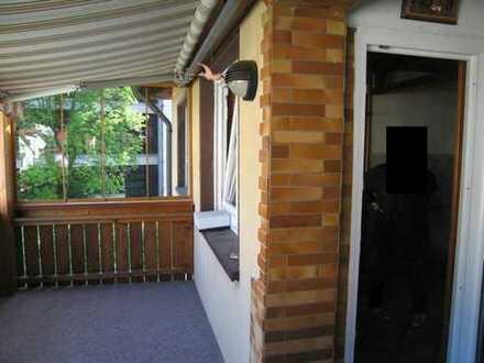 Hübsche Wohnung in der obersten ETAGE mit zusätzlichem Gästezimmer im Dachspitz nebst BAD/WC