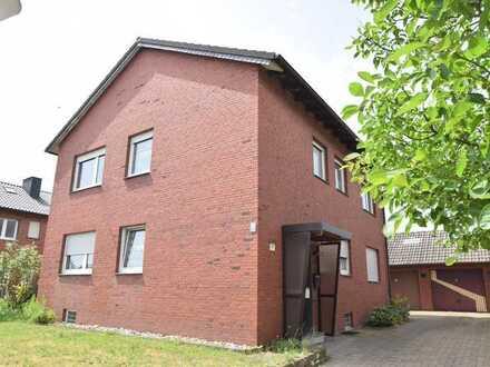 Werne-Stockum ! Geräumiges Zuhause mit Balkon, Garten und Garage !